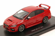 Subaru Wrx Sti 2014 Red 1:43 Model 45313 EBBRO