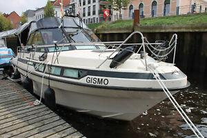 Scand 27 Adriatic, Rauhwasserboot, Motorboot