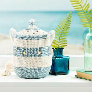 Scentsy Warmer - Sweetgrass Basket BNIB