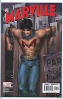Marville 2002 series # 1 near mint comic book