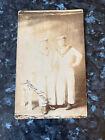 WW1 HMS VENGEANCE Navy Sailors Gallipoli Dardanelles Dar es Salaam Postcard RPPC