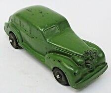 Auburn Rubber 1937 OLDSMOBILE 4 Door car green