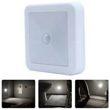 IR Motion Sensor LED Wall Lights Night Light for Hallway Bedside Staircase Lamp
