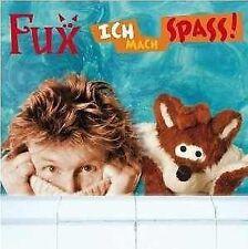 Fux - Ich mach Spass! - CD Album NEU - Überdosis Glück