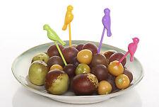 Toothpick Bird Shape Pick Fruit Fork Picks Home Tableware Dinnerware For Kids