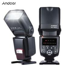 Andoer Wireless Flash Speedlite LED Fill Light for Nikon Canon Pentax SLR Camera