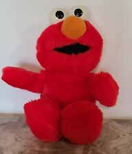 "Tickle Me Elmo Tyco 16"" Jim Henson Talking Plush Stuffed Toy Vintage 1995."