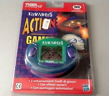 1999#Tiger Electronics Invaders Handheld Like Game & Watch Factory Sealed