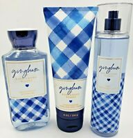 Bath & Body Works  Gingham Collection!