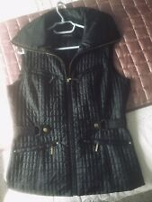 ladies gilet waistcoat black size 12 from principles new very smart