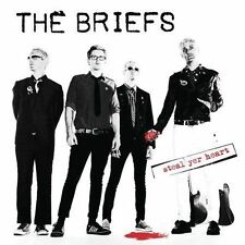 Steal Your Heart by The Briefs (CD, Oct-2005, BYO Records)