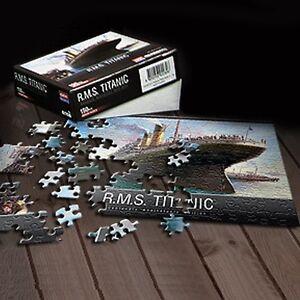 ACADEMY R.M.S. TITANIC JIGSAW PUZZLE 150pcs