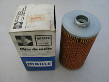 NEW MAHLE OX103D Oil Filter 11421731634 For BMW 5,7,8 Series 1991-2003