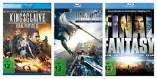 FINAL FANTASY Triple: Kingsglaive + Advent Children + Die Mächte in Dir[Blu-ray]