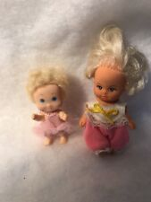 1990 Tyco Quint # 4 Baby Doll 1992  Lucky Baby Doll Lot 2