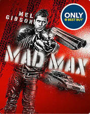 Mad Max (Blu-ray Disc, MetalPak Only  Best Buy)