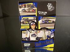 Rare Jimmie Johnson #48 Lowe's Press Pass 2006 Card #103 UNLEASHED Coca-Cola 600