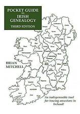 NEW Pocket Guide to Irish Genealogy. Third Edition by Brian Mitchell