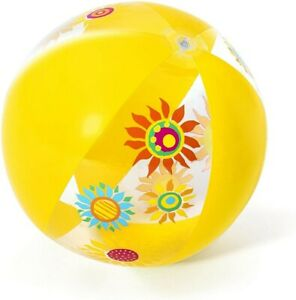 Beach ball designer quality pool toy 51cm inflatable