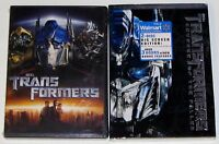 Action DVD Lot - Transformers (New) Transformers Revenge of the Fallen (New)