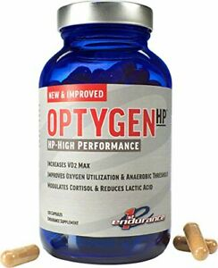 First Endurance OptygenHP Improved VO2 120 Count