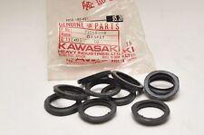 NEW OEM KAWASAKI OIL TANK CAP GASKET 92065-018 1970-1976 KV100 F6 F7 G4TR ++ 10!