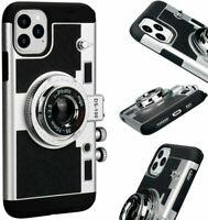Ful Emily Paris Phone Case Vintage Camera for Iphone 11 Pro X Max Xs Xr 2020 AU