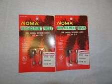 Noma Replacement Fuses 7 Amp For Indoor/Outdoor Lights