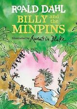 Billy and the Minpins (illustrated by Quentin Blake) by Roald Dahl (Hardback, 2017)