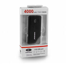 4000mah USB BATERÍA EXTERNA UNIVERSAL Cargador de emergencia iPhone Android