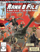 Rank & File Guide vol 1.1 G.I. Joe 2007-2009  book 25th Anniversary Resolute