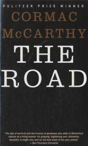 The road,Cormac McCarthy- 9780307386458