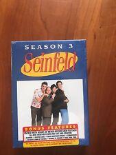 Seinfeld: Season 3 New/ Sealed