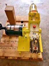 Milton Roy Milroyal D Disc Diaphragm Metering Pump 06 Gph 3500 Psi Pristine
