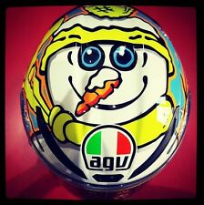 CASCO INTEGRALE AGV PISTA GP WINTER TEST 2016 VALENTINO ROSSI - TAGLIA L