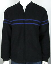 Burton Snowboard Wool Ski Sweater Black Jacket Sz Large L $300