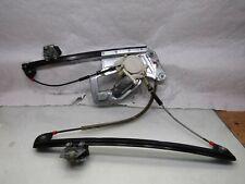 BMW 5 series E39 95-03 530D LH left front door electric window motor regulator