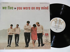 We FIVE-you Were On My Mind-LP