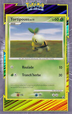 🌈Tortipouss - DP05:Aube Majestueuse - 77/100 - Carte Pokemon Neuve Française