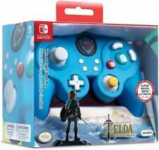 PDP Super Smash Bros Wired Fight Pad Pro Link - Zelda - Nintendo Switch