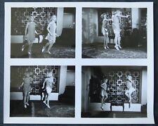 "PILI Y MILI Original Photo 1967 VESTIDAS Y ALBORATAS  8"" X 10"""