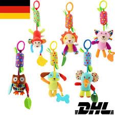 Baby Kinderwagenkette Spielzeug Krippe Rassel mit Klingel Glocke Greiflinge DHL