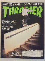 Thrasher Magazine Texas Pipe Mission Lance Mountain June 2002 040119nonrh