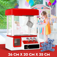 More details for carnival style vending arcade claw candy grabber prize machine game toy  p!