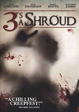 3s a Shroud (DVD, 2015) New