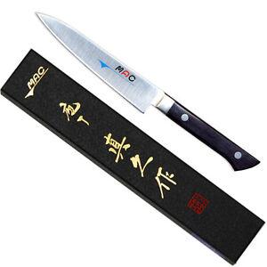 "MAC Knife PKF-50 Professional 5"" Paring Utility Kitchen Knife Molybdenum Steel"