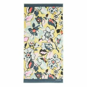 NWT Vera Bradley Sunny Garden Dorm Beach Towel $40