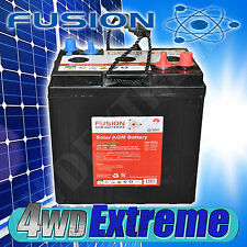 6 VOLT 240AH AGM DEEP CYCLE BATTERY GOLF BUGGY SOLAR CARAVAN  MARINE CBS6V240AH