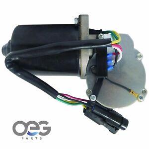 New Windshield Wiper Motor For Kenworth C500 87-06 Front Wiper Motor