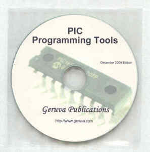 PIC μcontroller Prog Software-Linux/UNIX Windows Others